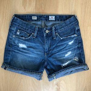 AG Hailey jeans shorts